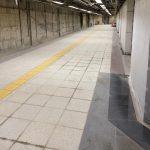 市営地下鉄名古屋駅の電気設備工事